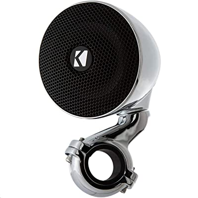 "Kicker 40PSM32 100"" 3"" Weather-Proof Enclosed Mini 2 ohm Speaker System: Electronics"