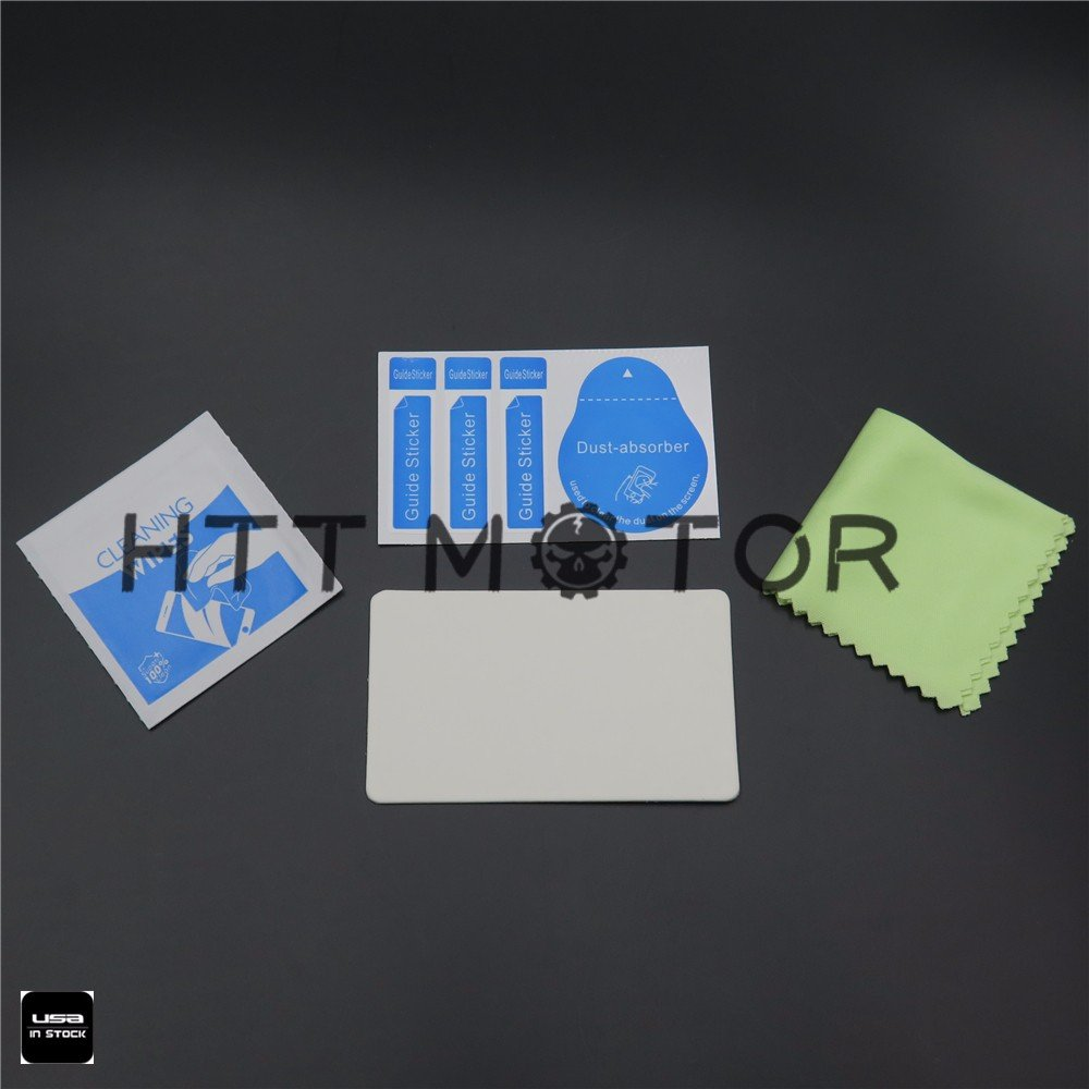 Cluster Scratch Protection Film Blu-ray Protector Compatible with KTM DUKE 390 200 HTTMT MMP-200390