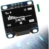 """OLED LCD Display,LANMU 0.96"""" I2C IIC SPI Serial 128X64 White OLED LCD Shield Board OLED Module for Arduino 51 Msp420 Stim32 SCR"""