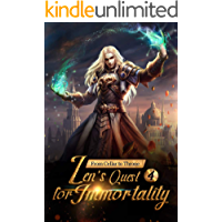 From Cellar to Throne: Zen's Quest for Immortality 4: A Narrow Escape From Death (From Cellar to Throne: Zen's Quest for Immortality Series)