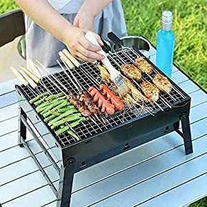 Best Portable Charcoal Outdoor Barbeque Grill Oven India 2020