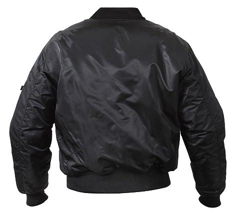 Amazon.com  Rothco MA-1 Flight Jacket  Sports   Outdoors 7422283d904