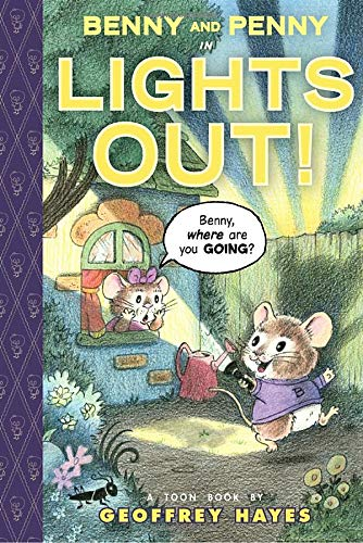 Benny and Penny in Lights Out!: TOON Level 2