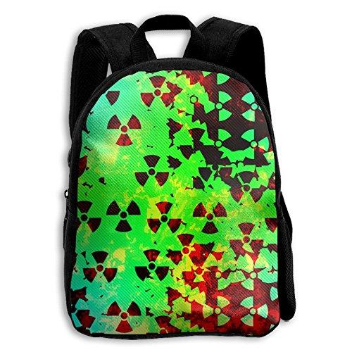 Kite Butterfly Clothing (FIDALJF Kite Mode Children's 3D Printed Zippered Travel Bag School Backpack)