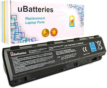 Batteria Toshiba Satellite C50-A-12K C50-A-12M C50-A-12T C50-A-14H 6600mAh