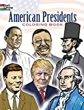 img - for American Presidents Coloring Book (Dover History Coloring Book) book / textbook / text book