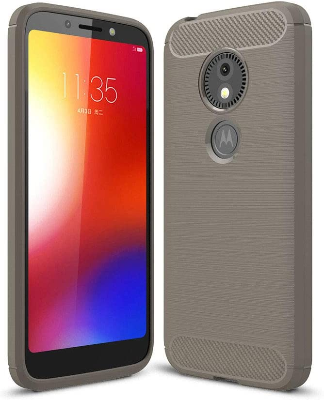 LAGUI Funda Adecuado para Motorola Moto E5 Play Go, Carcasa ...