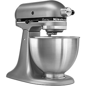 amazon com kitchenaid ksm75sl classic plus 4 5 qt tilt head stand rh amazon com