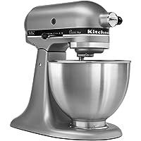 KitchenAid KSM75WH Classic Plus Series 4.5-Quart Tilt-Head Stand Mixer