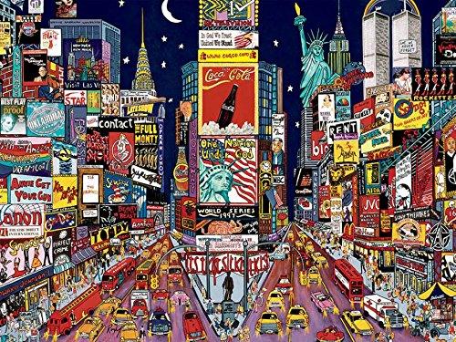 Ceaco New York Puzzle (1500 Piece) (New Puzzles York)