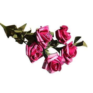 Jyjme Grass Flower European Rose Artificial Flower Manufacturers