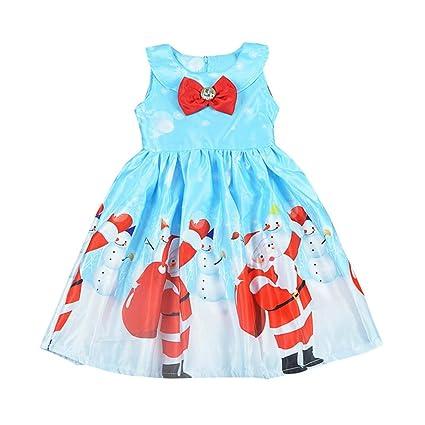 Covermason Vestido de Navidad para bebé, vestidos de Papá ...