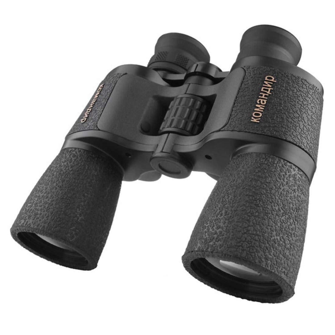 Souliyan 20x50 Compact Binoculars for Kids and Adults, Folding Metal Telescope for Bird Watching, Outdoor Camping