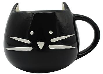 Giancomics 300ml Süß Animal Tassen Tier Katzen Tasse Keramik