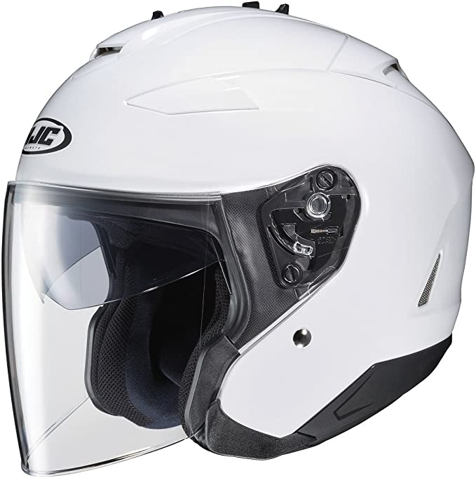 HJC IS-33 II Open-Face Motorcycle Helmet Anthracite, X-Small