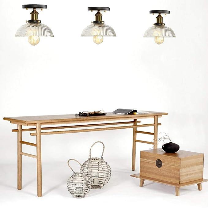 Amazon.com: Ganeep American Loft Industrial Decor LED ...