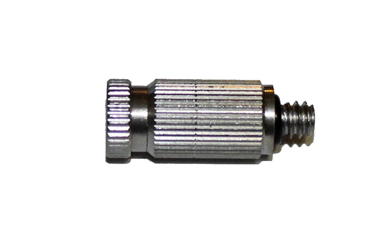 Anti-Drip Nickle Misting Nozzle 5pk .004 //.1mm