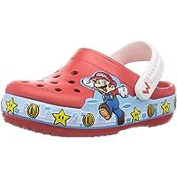 Crocs Fun Lab Super Mario Lights Clog, Obstrucción Unisex niños