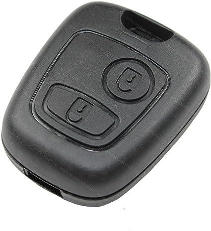 Oferta amazon: Llavero LOVELIFEAST de repuesto del mando a distancia para el coche, con carcasa dura y compatible con vehículos BMW