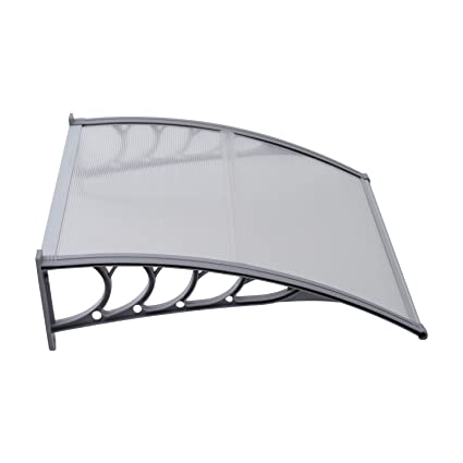 Superbe Eight24hours 40u0026quot; X 40u0026quot; Patio Window Front Door Awning UV  Protection Canopy Rain Cover