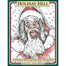 Holiday Hell: A Coloring Book For Surviving The Season