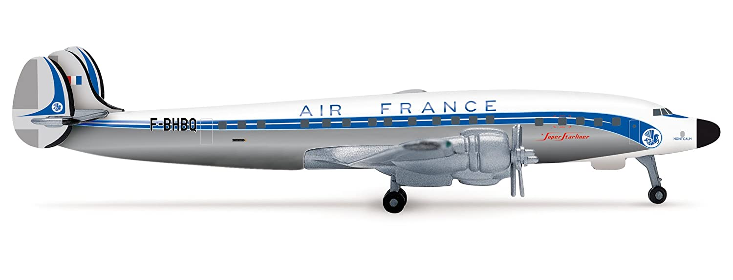 Herpa 518765 - Air France Lockheed L-1649A Starliner HE518765