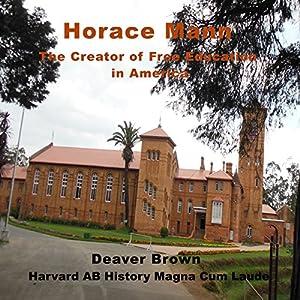 Horace Mann Audiobook