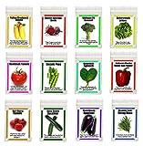 Heirloom Garden Vegetable Seeds NON GMO Easy Growers