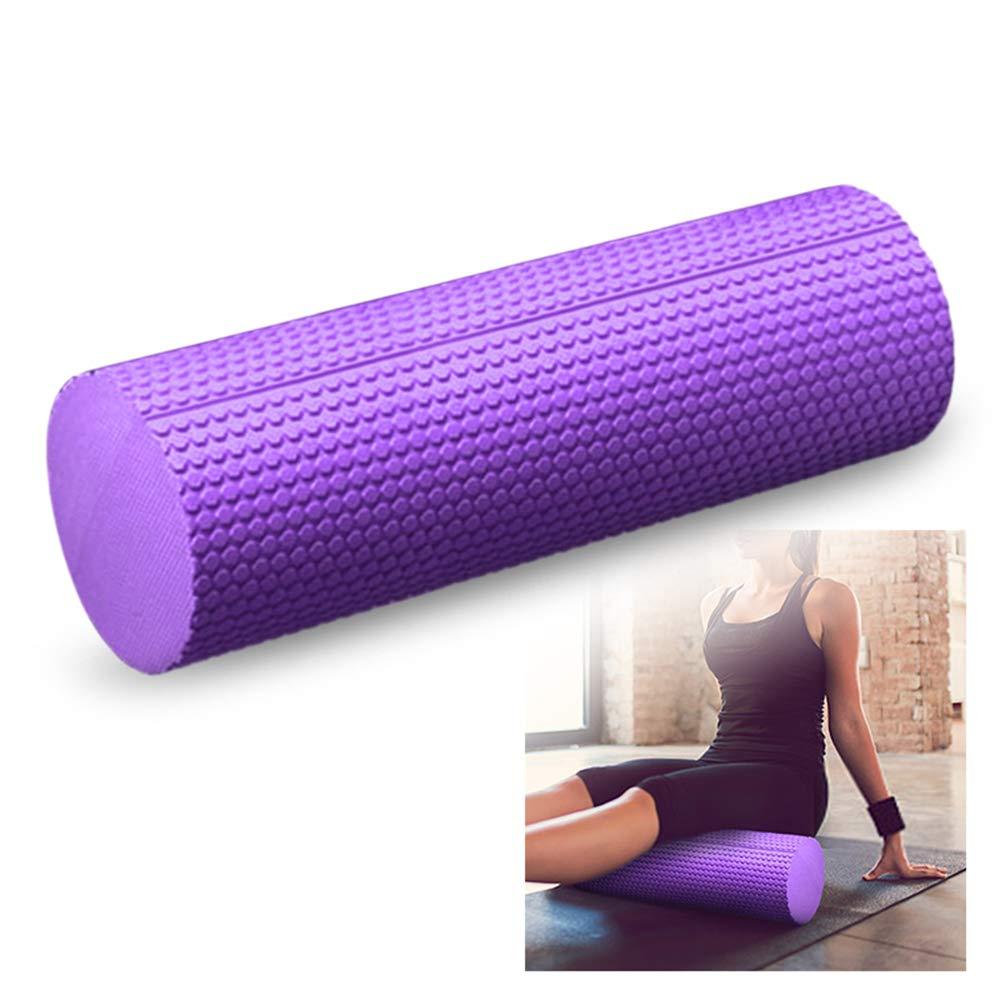 SSFYJGZT Fitness Yoga Roller de Espuma Rodillo Muscular de ...