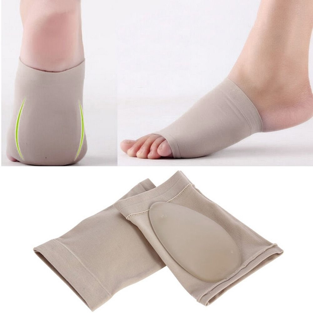 Insoles Women Orthotic Arch Support Cushion Insert 1 Pair S~L Gel High Quality