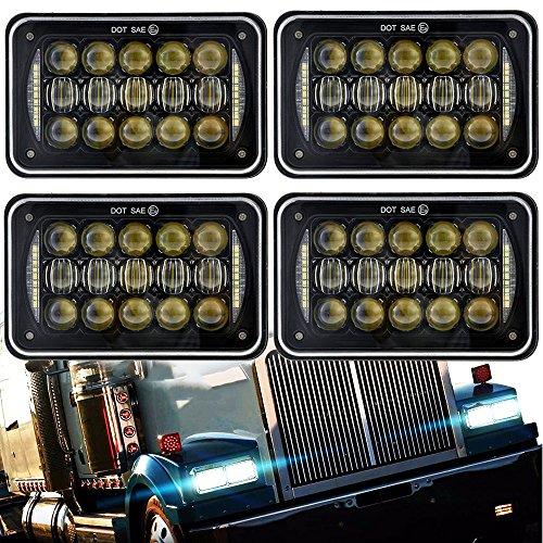 Kenworth T800 Led Lights - 4