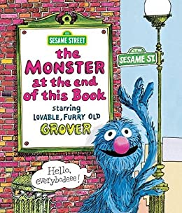 Monster at the End of This Book, The (Sesame Street) by [Stone, Jon]