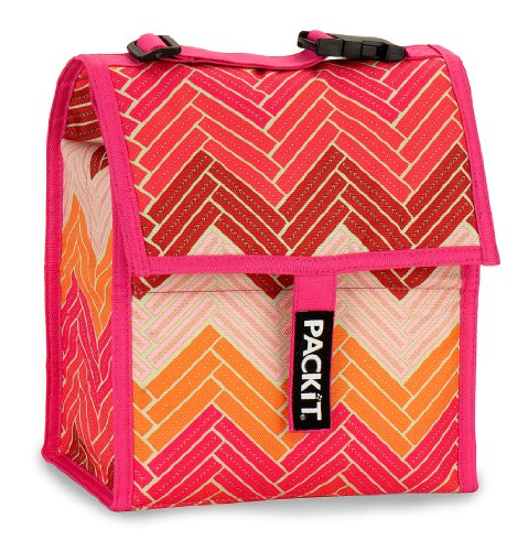 packit-freezable-lunch-bag-chevron-pink