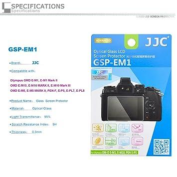 PROfoto.Trend/JJC Protector de Pantalla LCD de Cristal Líquido óptico para Olympus OM