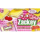 ハッピーポケット ザッキー ストロベリーウェハース 7個×12袋
