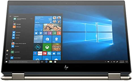 HP Spectre x360 15t Touch AMOLED con 10th Gen Intel i7-10510U, bolígrafo, 3 años McAfee