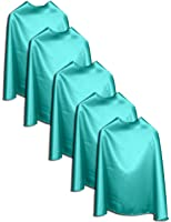 "Superfly Kids 22"" Childrens Superhero Capes Pack Of 5"