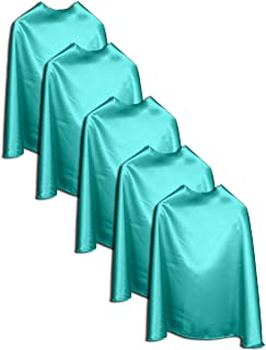 """product image for Superfly 48"""" Adult Superhero Capes Pack of 5"""