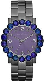 Marc Jacobs Amy Purple MBM3224 Watch