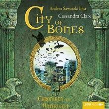 City of Bones (Chroniken der Unterwelt 1) Hörbuch von Cassandra Clare Gesprochen von: Andrea Sawatzki