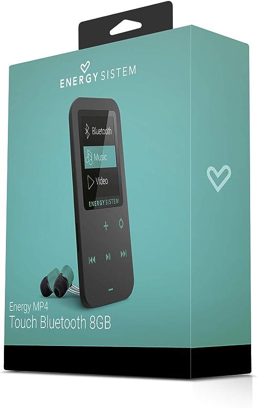 Energy Sistem Mp4 Touch Mint Elektronik