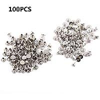 Remaches Reemplazo - 100 piezas de níquel Encuadernación