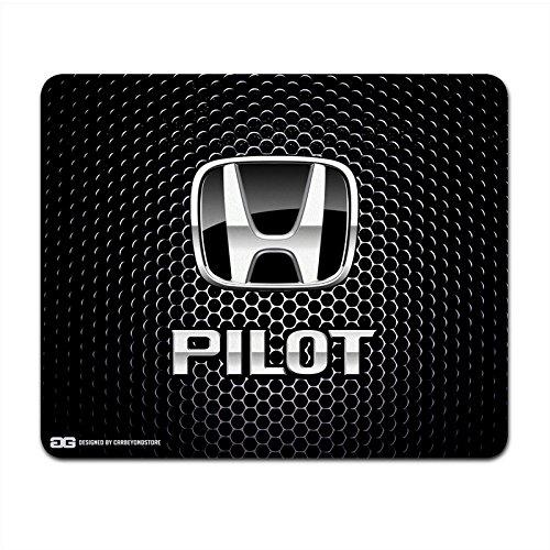 honda-pilot-black-logo-punch-grille-computer-mouse-pad