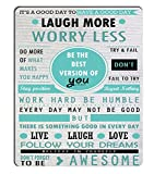 Wknoon Mouse Pad Custom Design, Inspirational Quotes Laugh - Best Reviews Guide