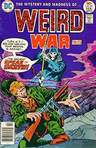 Weird War Tales #50 FN ; DC comic (1977 Dc Comic Book)
