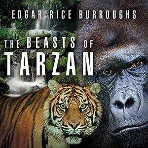 The Beasts of Tarzan Audiobook