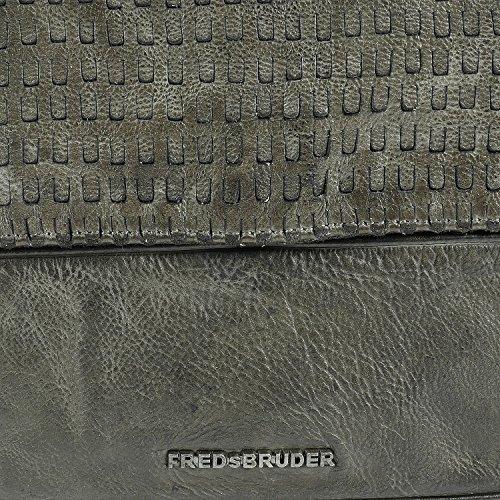 FredsBruder Schokolina 2# Borsa a spalla cachi