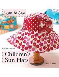 Search Press Books Children's Sun Hats