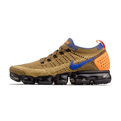 new arrival 970a6 7ee43 Nike Air Vapormax Flyknit 2, Chaussures de Fitness Homme, Multicolore  (White Black