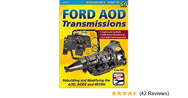 ford aod rebuild tools